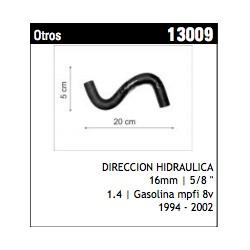 TUBO DE CAUCHO GM CORSA (DIRECCION HIDRAULICA)