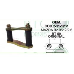 BALANCIN MUELLE B2000 / 2200 / BT50