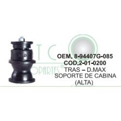 SOPORTE CABINA TRAS D-MAX
