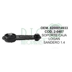 SOPORTE CAJA LOGAN / SANDERO 1,4