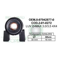 SOPORTE CARDAN LUV D-MAX 3.0 / 3.5 4X4